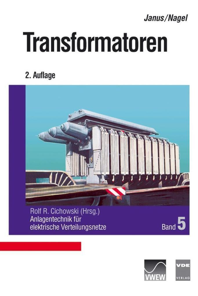 Transformatoren Bd. 5 als Buch