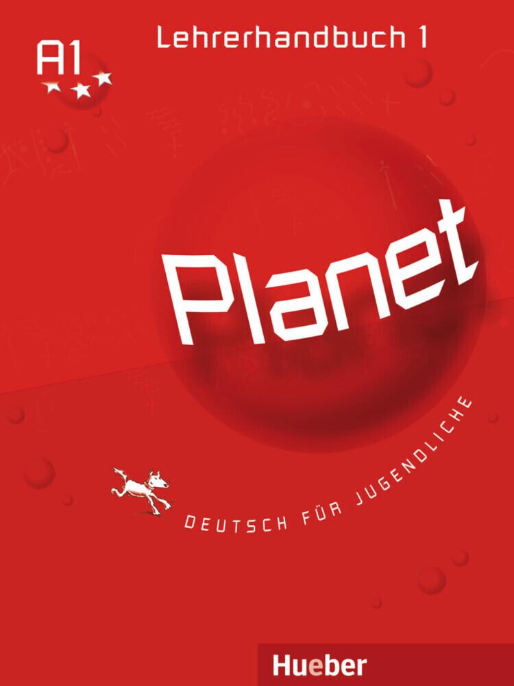 Planet 1. Lehrerhandbuch als Buch