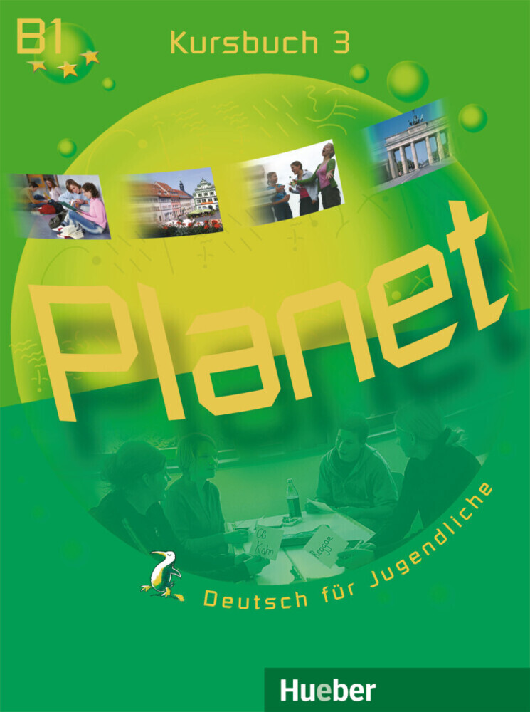 Planet 3. Kursbuch als Buch