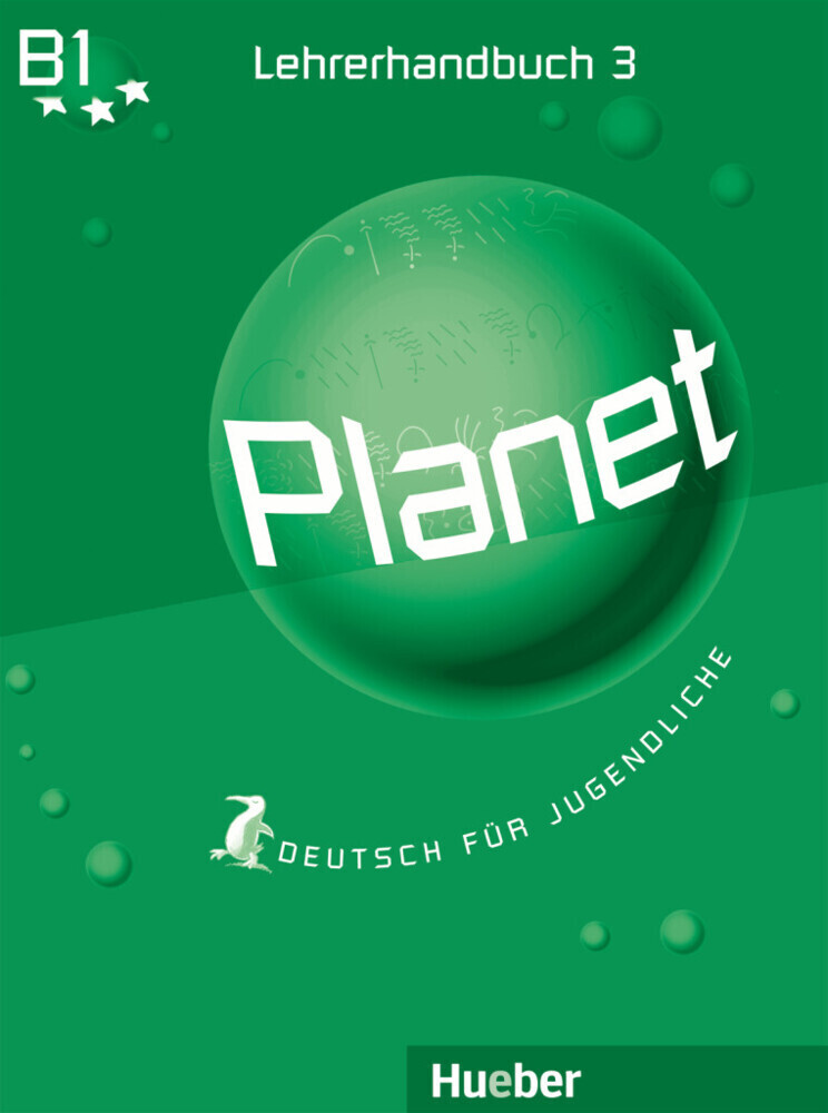 Planet 3. Lehrerhandbuch als Buch
