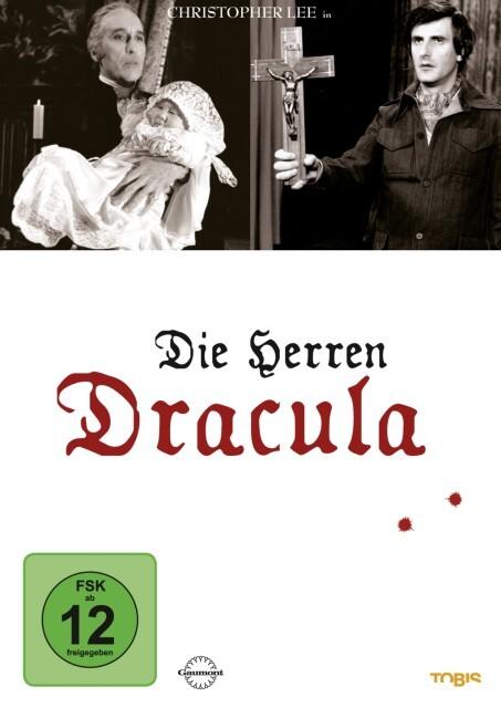 Die Herren Dracula als DVD