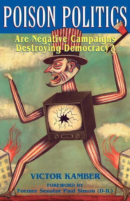 Poison Politics als Taschenbuch