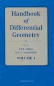 Handbook of Differential Geometry, Volume 1 als Buch