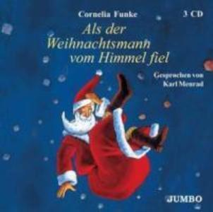Als Der Weihnachtsmann Vom Himmel Fiel als CD