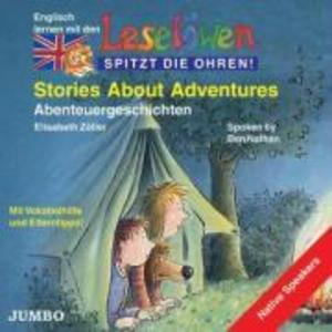 Leselöwen: Stories About Adventures als CD