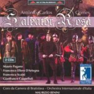 Salvator Rosa als CD