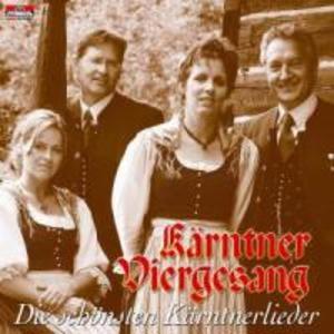 Die schönsten Kärntnerlieder als CD