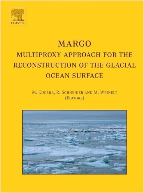 MARGO - Multiproxy Approach for the Reconstruction of the Glacial Ocean surface als Buch