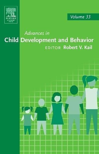 Advances in Child Development and Behavior als Buch
