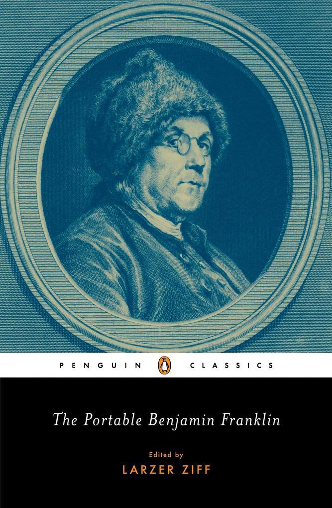 The Portable Benjamin Franklin als Taschenbuch