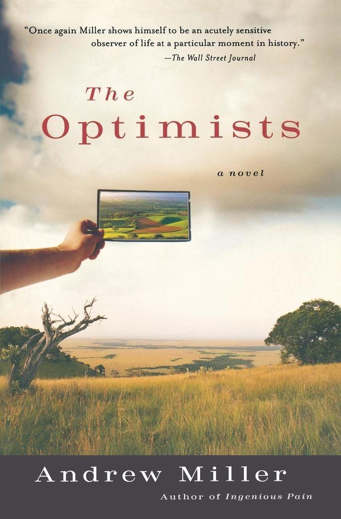 The Optimists als Taschenbuch