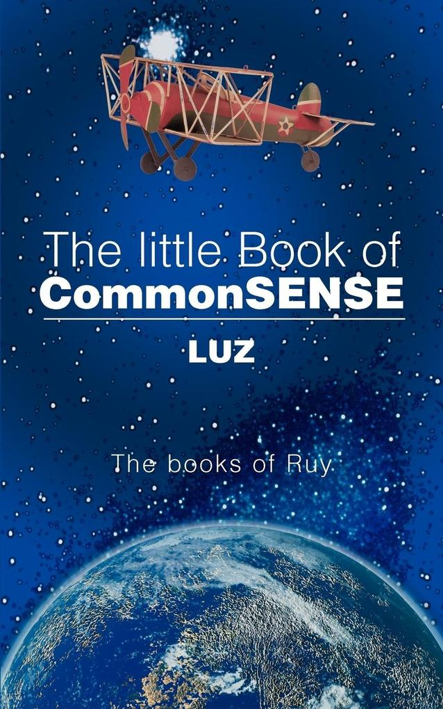 The Little Book of Commonsense: The Books of Ruy als Taschenbuch