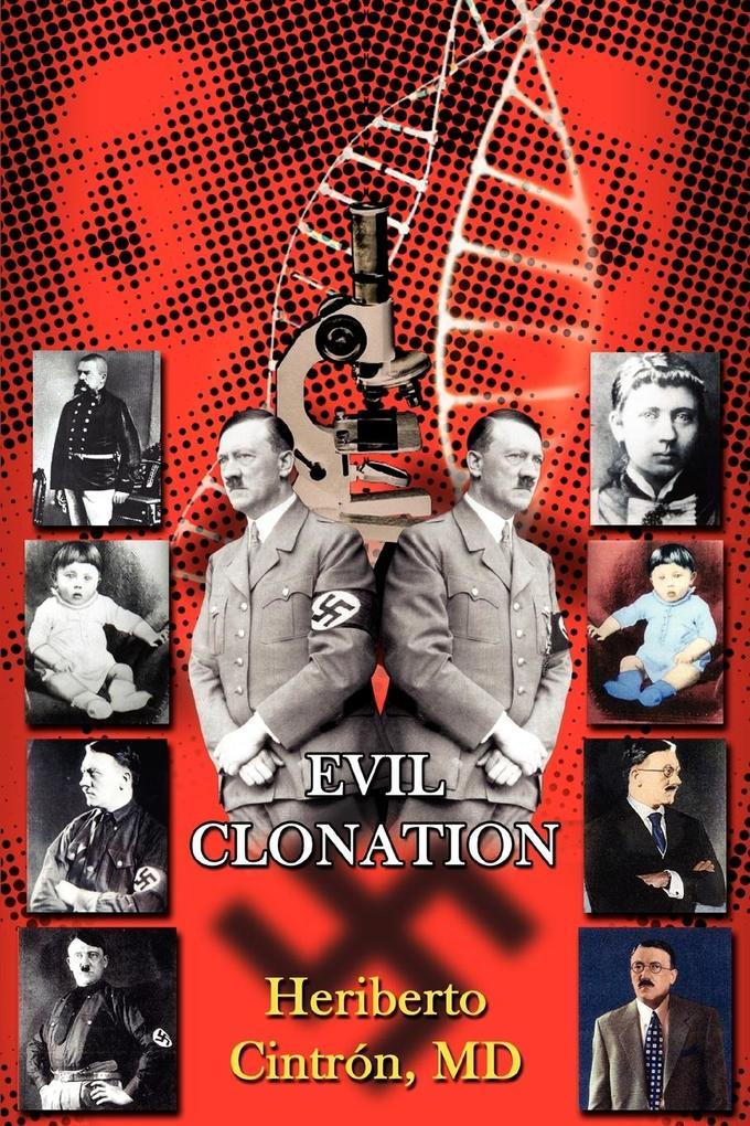 Evil Clonation als Buch