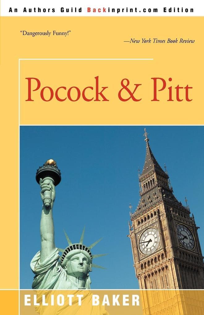 Pocock & Pitt als Buch