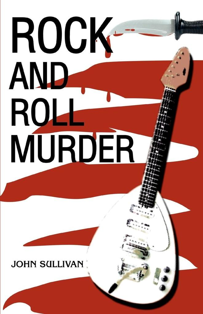 Rock and Roll Murder als Buch