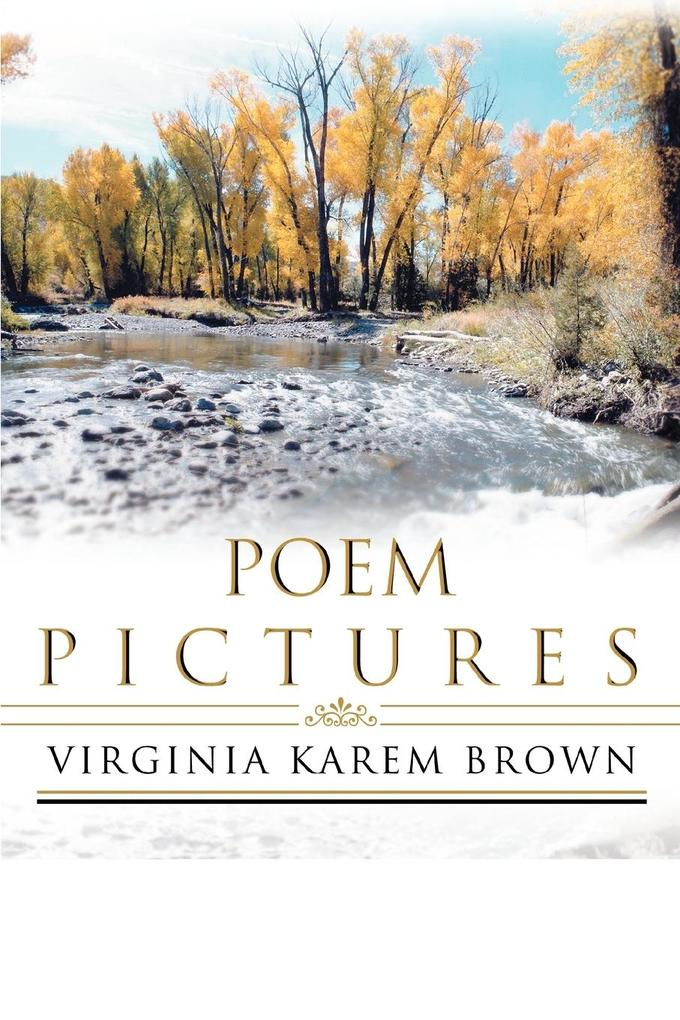 Poem Pictures als Buch