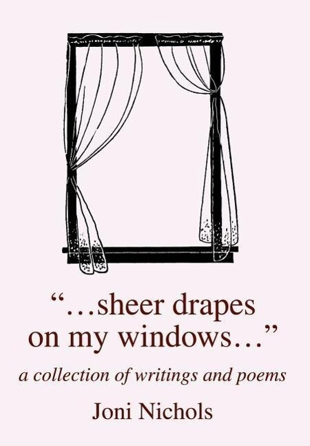 ...Sheer Drapes on My Windows... als Buch