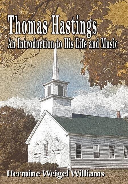 Thomas Hastings als Buch
