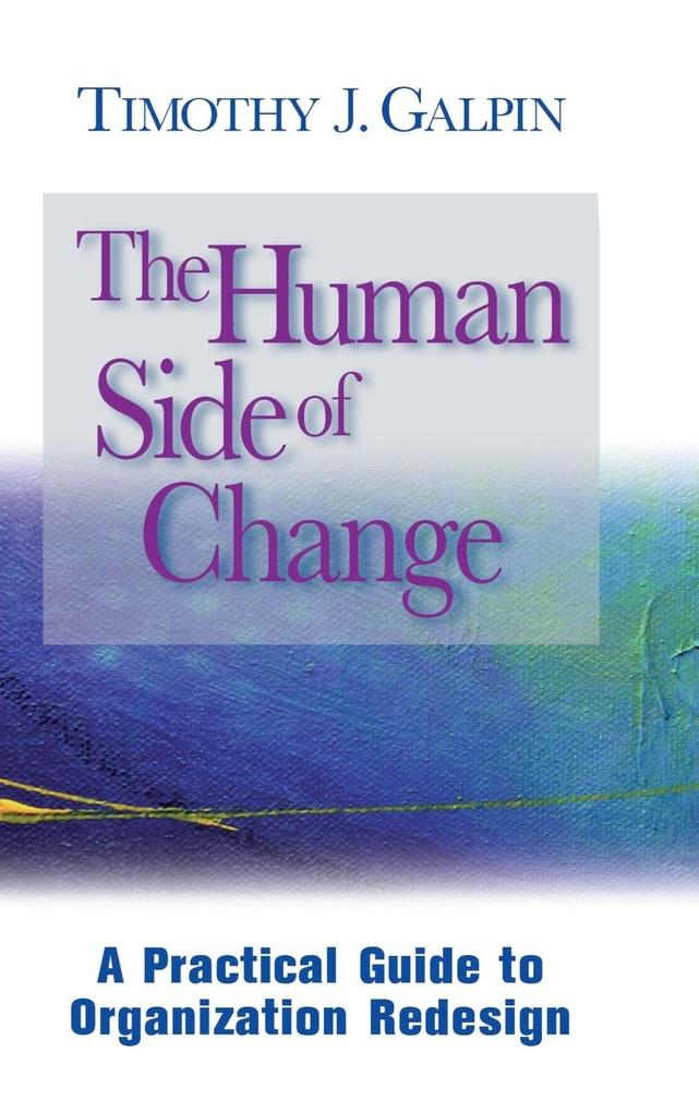 The Human Side of Change als Buch