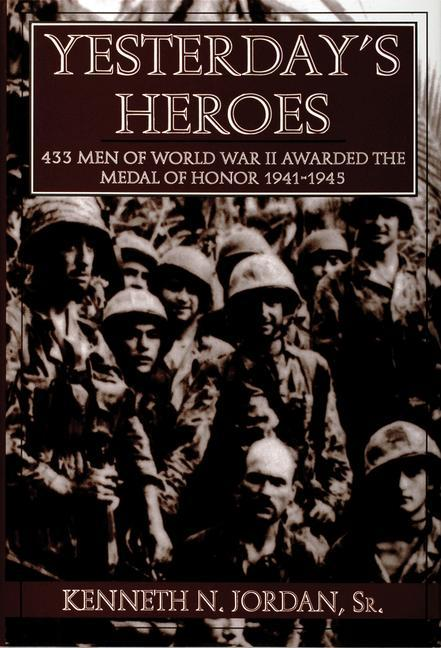 Yesterday's Heroes als Buch