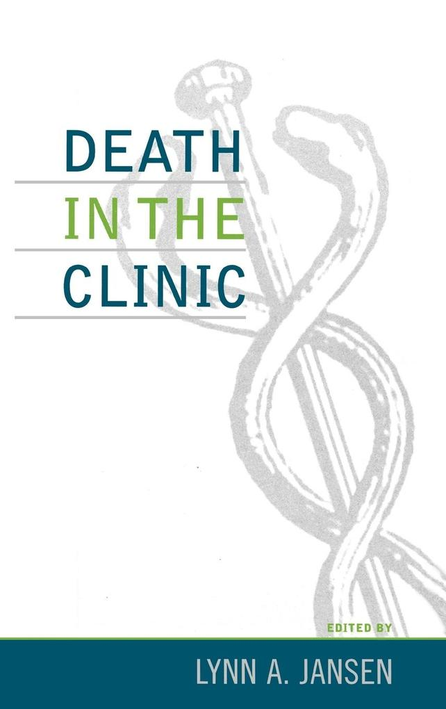 Death in the Clinic als Buch