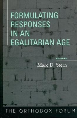 Formulating Responses in an Egalitarian Age als Buch