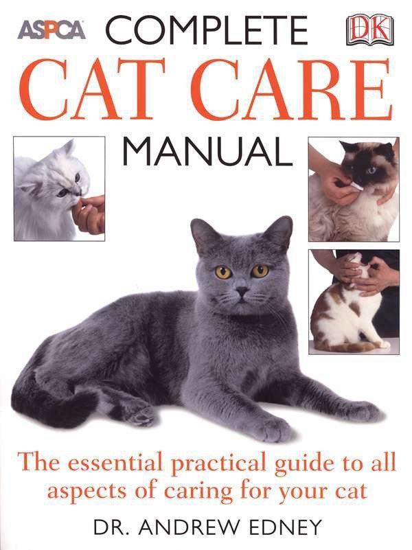 Complete Cat Care Manual als Taschenbuch
