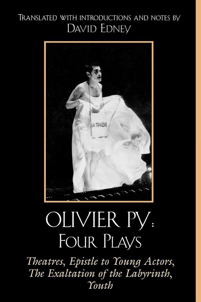 Olivier Py als Taschenbuch