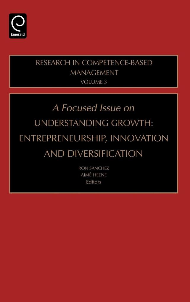 A Focused Issue on Understanding Growth als Buch