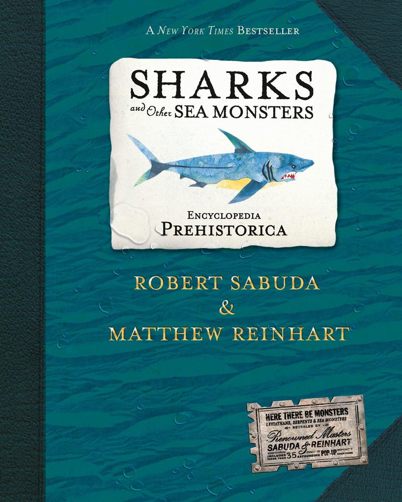 Encyclopedia Prehistorica: Sharks & Othe als Buch