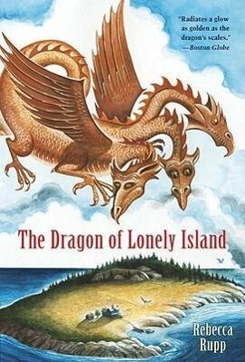 The Dragon of Lonely Island als Taschenbuch