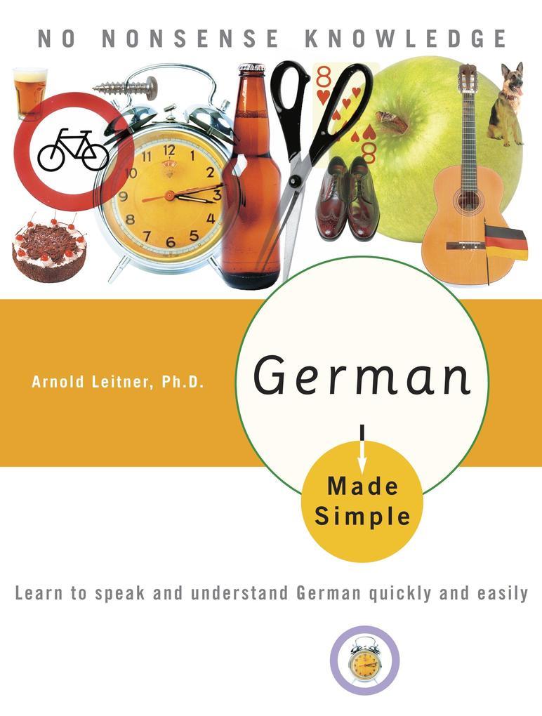 German Made Simple als Buch