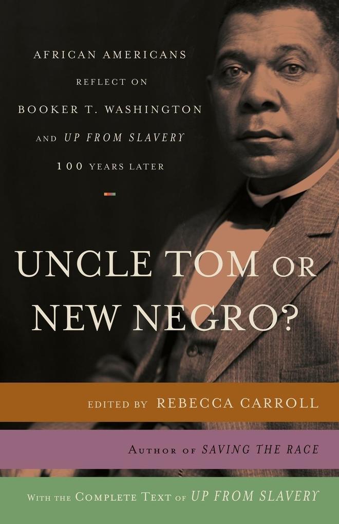 Uncle Tom or New Negro? als Taschenbuch