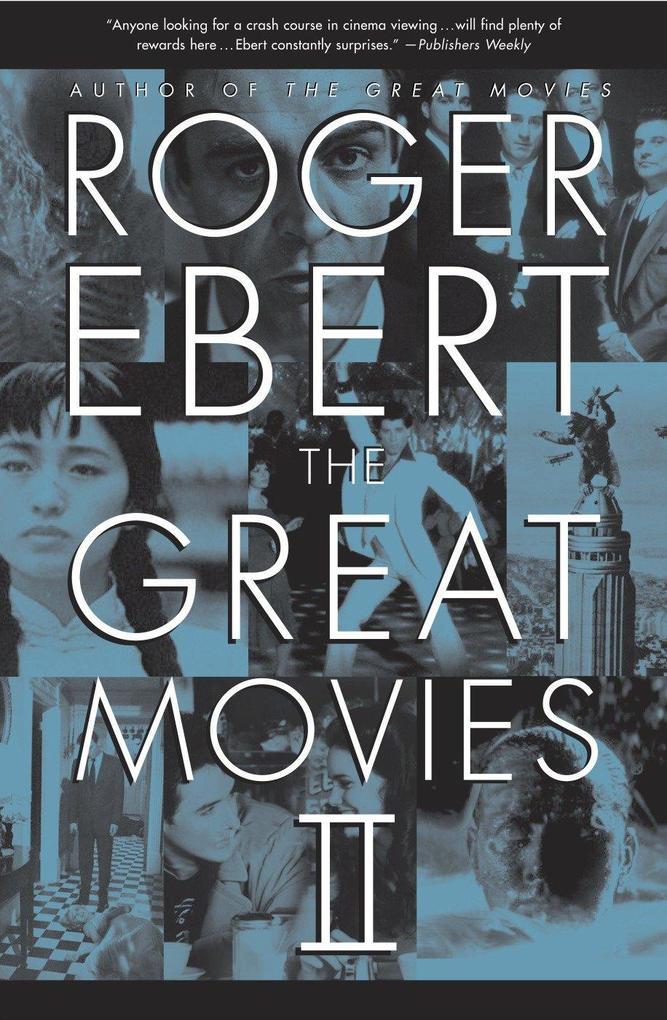 The Great Movies II als Taschenbuch