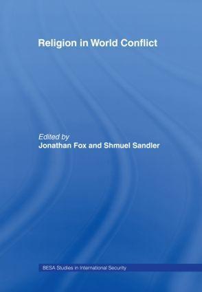 Religion in World Conflict als Buch