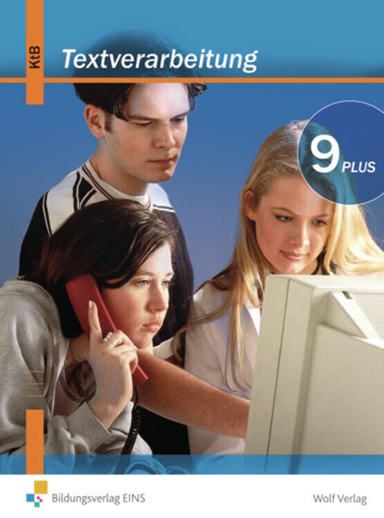 Textverarbeitung 9 Plus als Buch