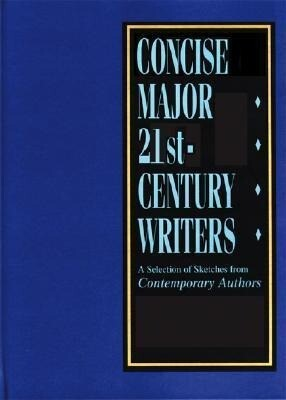 Concise Major 21st-Century Writers als Buch