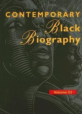 Contemporary Black Biography: Profiles from the International Black Company als Buch
