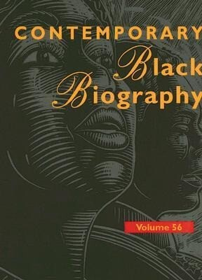 Contemporary Black Biography: Profiles from the International Black Community als Buch