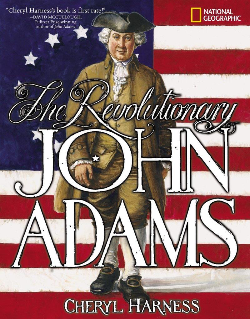 The Revolutionary John Adams als Taschenbuch