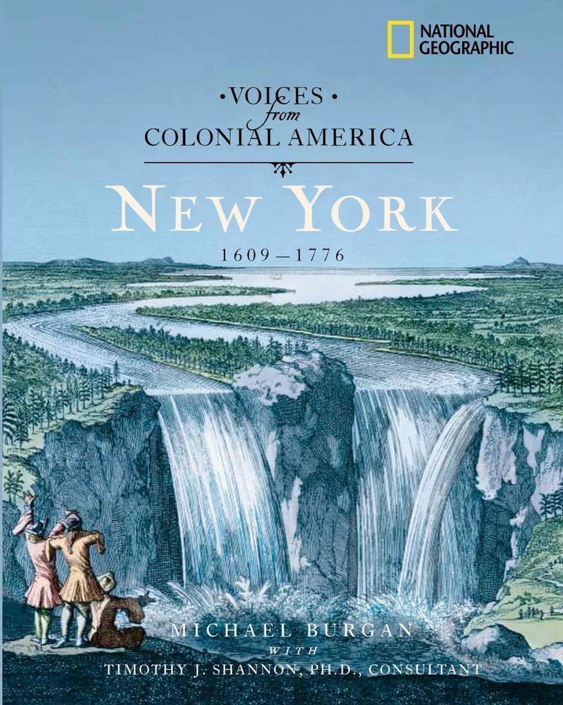 New York 1609-1776 als Buch