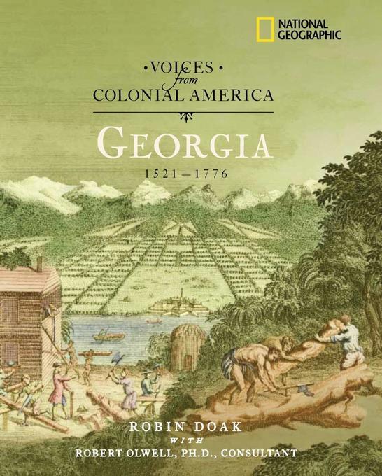 Georgia 1521-1776 als Buch
