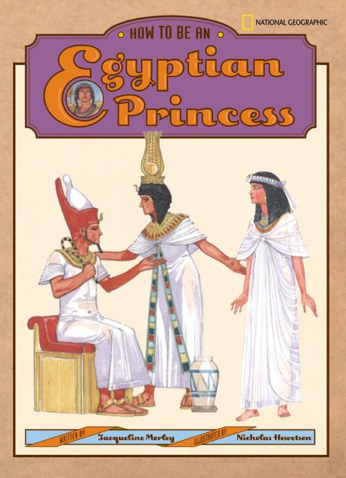 How to Be an Egyptian Princess als Buch