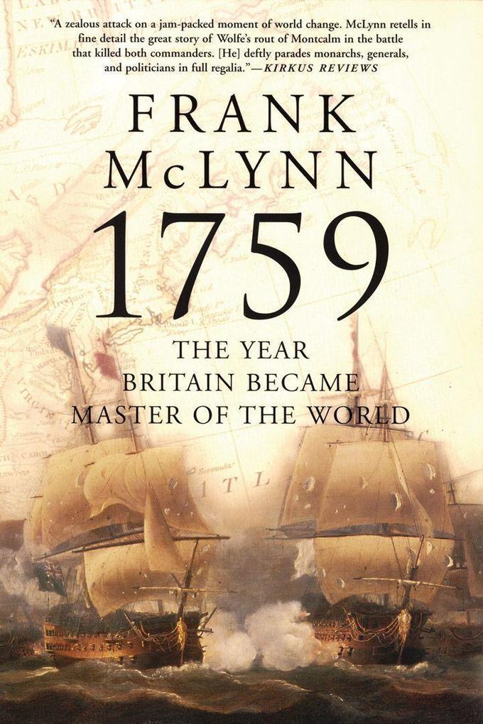 1759: The Year Britain Became Master of the World als Taschenbuch