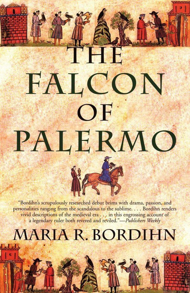 The Falcon of Palermo als Taschenbuch