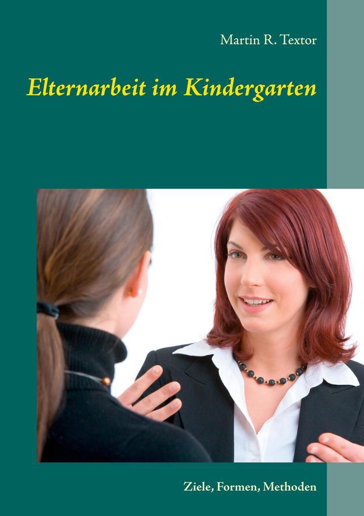 Elternarbeit im Kindergarten als Buch