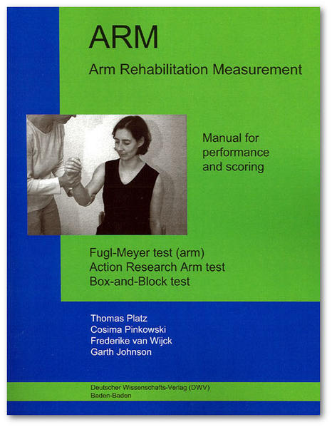 ARM. Arm Rehabilitation Measurement als Buch