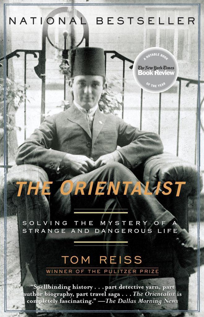 The Orientalist als Taschenbuch