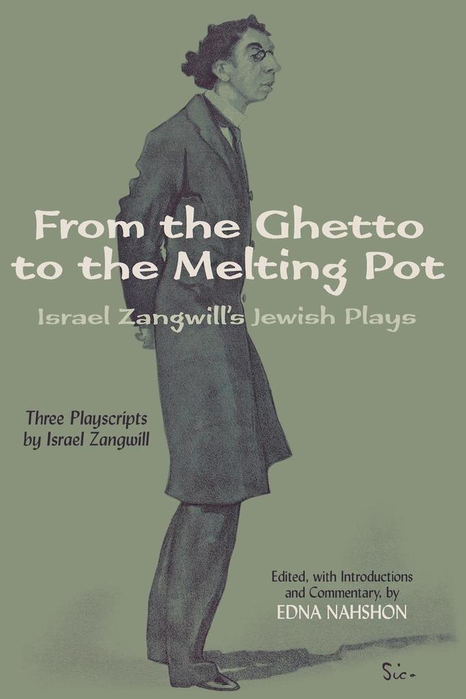 From the Ghetto to the Melting Pot als Taschenbuch