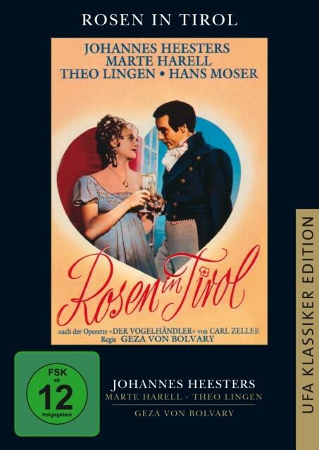 Rosen in Tirol als DVD